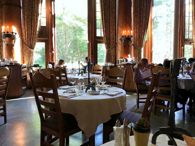 The Majestic Yosemite Dining Room Fancy Restaurant In